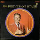 Jim Reeves on Stage