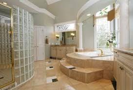 luxury master bathrooms.