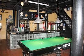 pool table bar. Exellent Bar Hoi An Sports Bar Bar And Pool Table On Pool Table O
