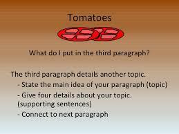 Organization and Paragraphing   Bavaro s Reading   Writing     ELC   English Language Center