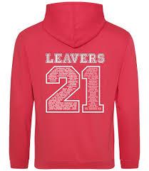 2021 School Leavers Hoodies | LDM Leisure