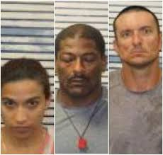 Three arrested for meth - News - Washington County News/Holmes County  Times-Advertiser - Chipley, FL