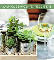 10 Affordable Everyday Centerpieces That You Can Make Yourself