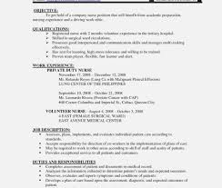 Nursing Resume Format Download Resume Format Example