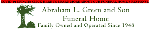 abraham l green and son funeral home