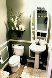 apartment bathroom decor. Modren Bathroom BathroomSmall Bathroom Decorating Ideas On Tight Budget Lostark Co  A Apartment Decor