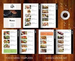 Word Restaurant Menu Templates 50 Best Food Drink Menu Templates Design Shack