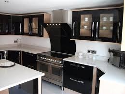 Black Kitchen Cupboard Handles Furniture Long Cabinet Handles In Chrome Finish For Modern Black