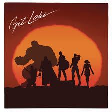 Daft Punk Get Lucky / Marvel Avengers Thor Vinyl Mash Up Parody (Source  Unknown) #whythelongplayface #mashup #mashupalbumart #vinyl #…