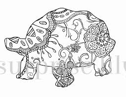 Small Picture Henna Coloring Pages TurtleColoringPrintable Coloring Pages Free