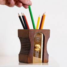 Accessories: Japanese Look Cool Pen Holders - Unique Pencil Holder