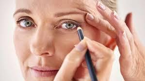 eye makeup for older women