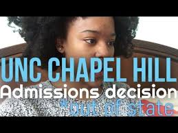 unc chapel hill essay feedback unc chapel hill admissions decision reaction 2016 out of state
