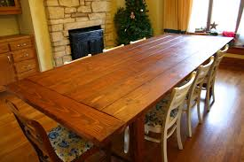 build dining room table. Dining Room Table Building Plans Build