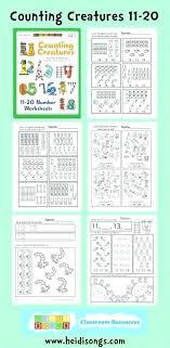 number 11 worksheets for kindergarten – hunin.info