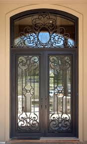 wrought iron front doorsWrought Iron Front Doors  Wrought iron entry doorsDouble Square