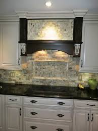 Rock Backsplash Kitchen Stacked Stone Kitchen Backsplash Stone Backsplash Ideas 2 Stacked