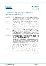 ks essay writing teachit english 9 preview