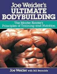 Joe Weider S Bodybuilding System Book And Charts Joe Weiders Bodybuilding System By Joe Weider 22 28
