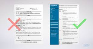 Writer Resume Sample Guide 20 Professional Examples