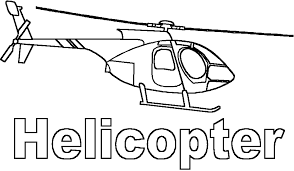 Small Picture Free Printable Police Helicopter Coloring Pages To Download With