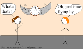 Image result for time flying by