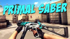 CS:GO - UMP-45   <b>Primal Saber</b> Gameplay - YouTube