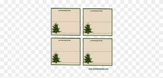 Template For Place Cards Free Free Printable Place Card Templates Christmas Table Printable