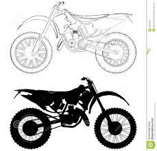 Kleurplaat Crossmotor Ktm Friendship Quotes Crossmotor Within