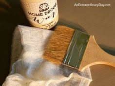 Small Picture Folk Art Sheepskin Chalk Paint with a lightened version of