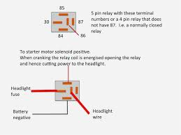 5 post relay wiring diagram headlights great installation of 5 pin horn relay diagram wiring library rh 1 floridaamateurradio org 5 post relay wiring diagram mini 4 pin relay wiring diagram
