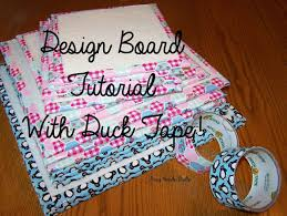 Busy Hands Quilts: Quilt Block Design Board Tutorial {The Duck ... & Quilt Block Design Board Tutorial {The Duck Tape Version!} Adamdwight.com