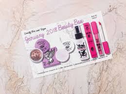 medusa s make up beauty box is a beauty subscription box that delivers 3 5 vegan s with a value of 40 for only 15 95 per month