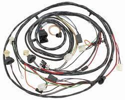 1972 Mustang Wiring Harness