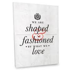 Love Quote Canvas Canvas Decor Quote Winkflash Inspiration Love Quote Canvas