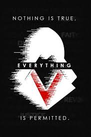 assassinand 39 s creed unity logo. nothing is true.everthing permitted. assassinand 39 s creed unity logo