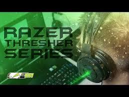 Обзор линейки игровых <b>гарнитур</b> —<b>Razer Thresher</b>! - YouTube