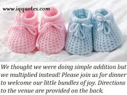 Birth Announcement Quotes Extraordinary New Baby Announcement Quotes