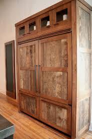 Reclaimed Kitchen Cabinet Doors Tropical Reclaimed Wood Kitchen Cupboard Doors For Door O West