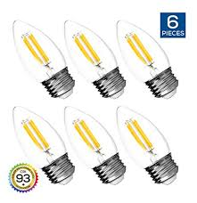 hyperion led edison blunt tip filament b11 candle