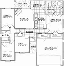 1500 square feet house plan best of ranch style house plans under 1500 square feet awesome