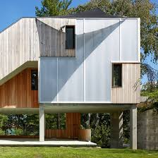architecture house. Perfect Architecture Long Island House For A Tailor Is Built Using Trees Felled In Hurricane For Architecture House