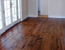 wax finish is an old fashioned look for wood floors the way contractors did it in the old days before the urethanes came out through the 40s 50s and