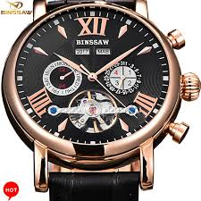 <b>Binssaw Men Automatic</b> Mechanical Watch Sports Luxury Brand ...
