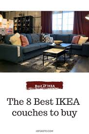 the top 8 ikea couches to