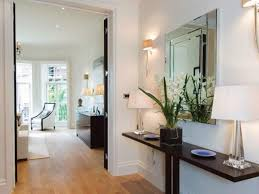 entryway table with mirror. Amazing Mirror And Table For Foyer Entryway With A
