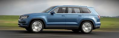 new car releases 2016 usa2016 7Passenger Volkswagen SUV US Release Date