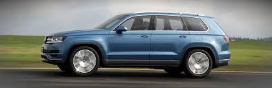 vw new car release2016 7Passenger Volkswagen SUV US Release Date