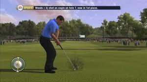 Tiger Woods PGA Tour 10 - gameplay - YouTube