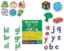 Blends Centre Pocket Chart Best Educational Infant Toys